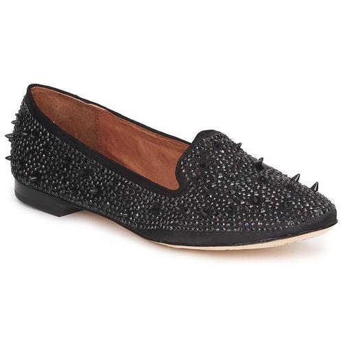 Mujer Mocasín Edelman Adena Zapatos Sam Negro RjLc3Aq54