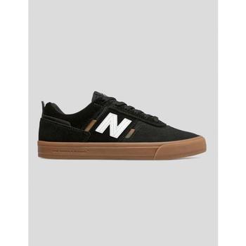 Zapatos Hombre Zapatillas bajas New Balance Numeric ZAPATILLAS  306 BGM BLACK / GUM Negro