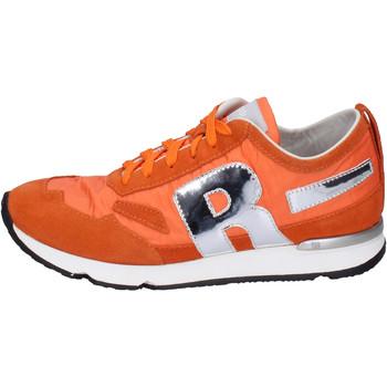 Zapatos Mujer Zapatillas bajas Rucoline BH534 Naranja