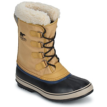 Zapatos Hombre Botas de nieve Sorel 1964 PAC NYLON Marrón
