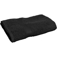 Casa Toalla y manopla de toalla Towel City 30 cm x 50 cm Negro