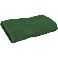 Casa Toalla y manopla de toalla Towel City 30 cm x 50 cm Verde bosque