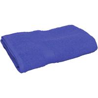 Casa Toalla y manopla de toalla Towel City 30 cm x 50 cm Azul