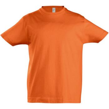 textil Niños Camisetas manga corta Sols 11770 Naranja