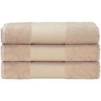 Casa Toalla y manopla de toalla A&r Towels 50 cm x 100 cm Arena
