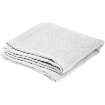 Casa Toalla y manopla de toalla Jassz 30 x 50 cm BC550 Blanco