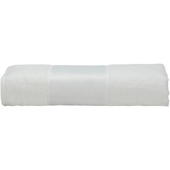 Casa Toalla y manopla de toalla A&r Towels 50 cm x 100 cm Blanco