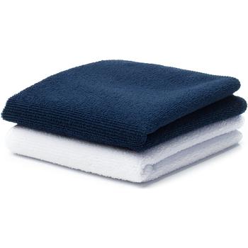 Casa Toalla y manopla de toalla Towel City 30 cm x 50 cm Azul marino