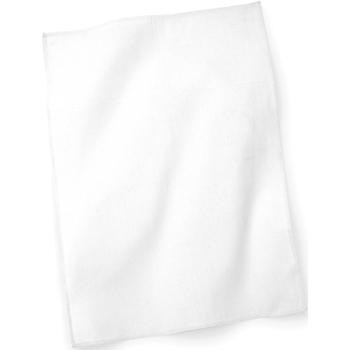 Casa Toalla y manopla de toalla Westford Mill Taille unique Blanco