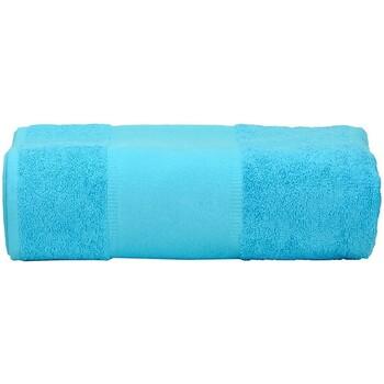 Casa Toalla y manopla de toalla A&r Towels Taille unique Azul agua