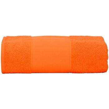 Casa Toalla y manopla de toalla A&r Towels RW6037 Naranja