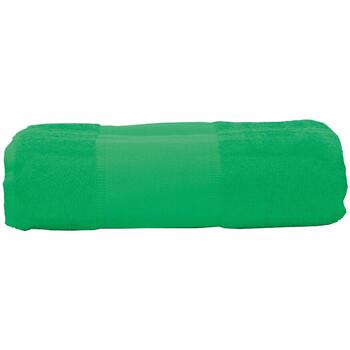 Casa Toalla y manopla de toalla A&r Towels RW6037 Verde