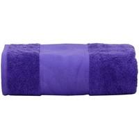 Casa Toalla y manopla de toalla A&r Towels RW6037 Púrpura