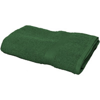 Casa Toalla y manopla de toalla Towel City Taille unique Verde bosque