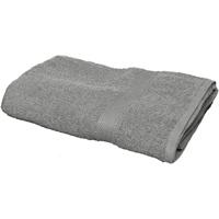 Casa Toalla y manopla de toalla Towel City Taille unique Gris acero