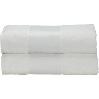 Casa Toalla y manopla de toalla A&r Towels RW6041 Blanco