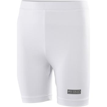 textil Mujer Shorts / Bermudas Rhino RH10B Blanco