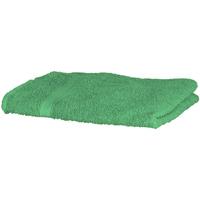 Casa Toalla y manopla de toalla Towel City Taille unique Verde luminoso
