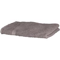 Casa Toalla y manopla de toalla Towel City Taille unique Moca