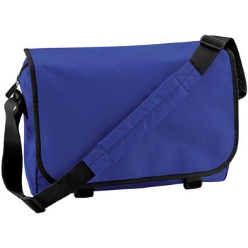 Bolsos Niño Cartable Bagbase BG21 Azul eléctrico