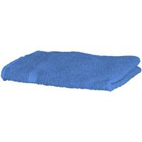 Casa Toalla y manopla de toalla Towel City Taille unique Azul luminoso