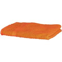 Casa Toalla y manopla de toalla Towel City Taille unique Naranja