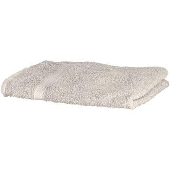 Casa Toalla y manopla de toalla Towel City Taille unique Piedra