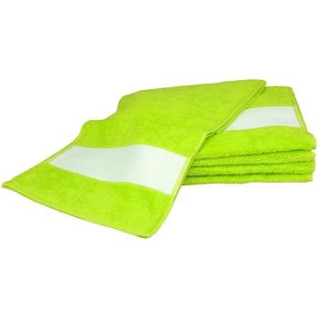 Casa Toalla y manopla de toalla A&r Towels 30 cm x 140 cm RW6042 Lima