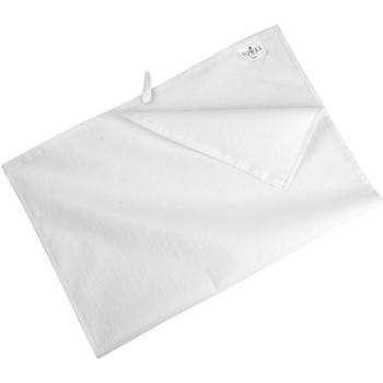 Casa Paño de cocina Towel City Taille unique Blanco