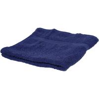 Casa Toalla y manopla de toalla Towel City Taille unique Azul marino