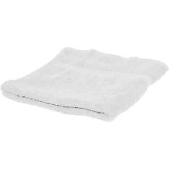 Casa Toalla y manopla de toalla Towel City RW1586 Blanco