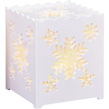 Casa Lámparas de mesa Christmas Shop RW5860 Copo de Nieve