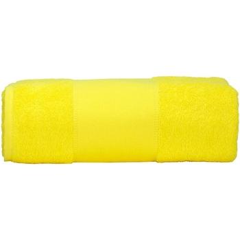 Casa Toalla y manopla de toalla A&r Towels RW6039 Amarillo
