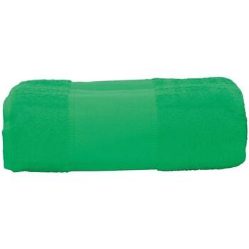 Casa Toalla y manopla de toalla A&r Towels RW6039 Verde