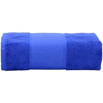 Casa Toalla y manopla de toalla A&r Towels RW6039 Azul oscuro