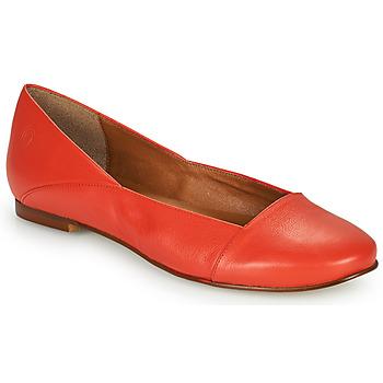 Zapatos Mujer Bailarinas-manoletinas Casual Attitude PATTIA Rojo
