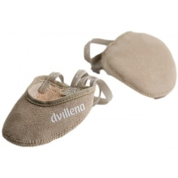Zapatos Mujer Sport Indoor Dvillena PUNTERA GIMNASIA RITMICA  AFRICA Beige