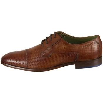 Zapatos Hombre Derbie Bugatti Patrizio Marrón