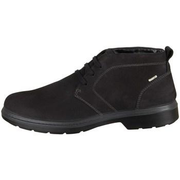 Zapatos Hombre Botas de caña baja Ara Jan Goretex Negros