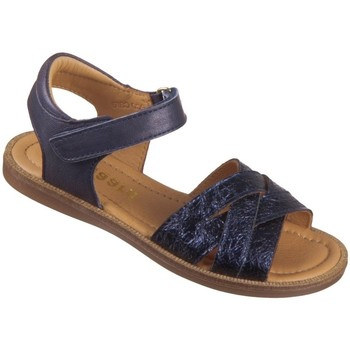 Zapatos Niños Sandalias Bisgaard 702931211426 Azul marino