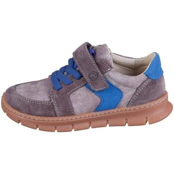 Zapatos Niños Zapatillas bajas Ricosta Silas Azul, Beige, Marrón