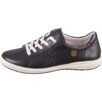 Zapatos Mujer Zapatillas bajas Josef Seibel Caren 01 Negros