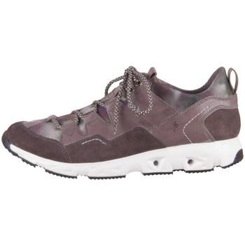 Zapatos Hombre Zapatillas bajas Josef Seibel Noah 03 Blanco, Marrón