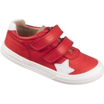 Zapatos Niños Zapatillas bajas Bisgaard 403531211919 Rojos