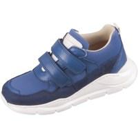 Zapatos Niños Zapatillas bajas Bisgaard 407291211421 Azul