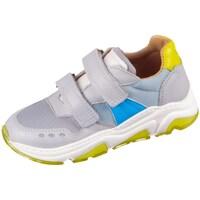 Zapatos Niños Zapatillas bajas Bisgaard 407301211530 Grises, Azul, Amarillos