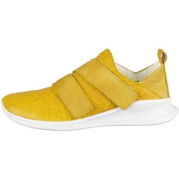 Zapatos Mujer Zapatillas bajas Think Waiv Amarillos