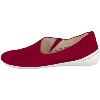 Zapatos Mujer Bailarinas-manoletinas Think Cugal Rojos