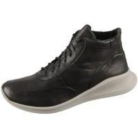 Zapatos Mujer Botas de caña baja Think Waiv Negros