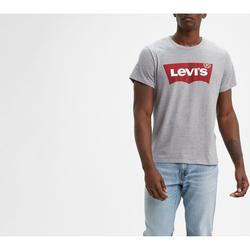 textil Hombre Camisetas manga corta Levi's Strauss CAMISETA GRAPHIC SETIN NECK LEVIS HOMBRE